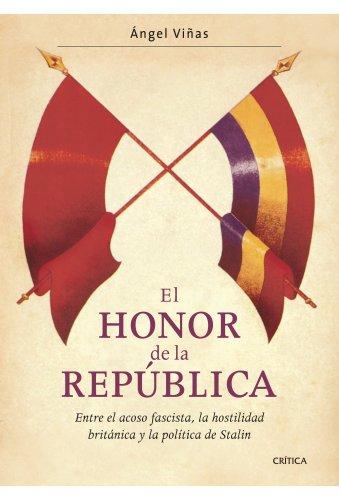 9788498920994: El honor de la republica
