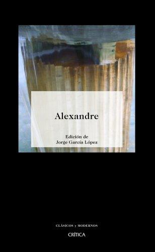 9788498921144: Alexandre (Clásicos y Modernos)