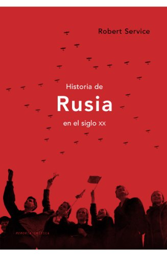9788498921250: Historia de Rusia en el siglo XX (Memoria Crítica)