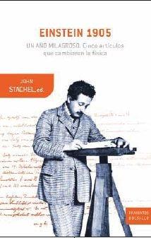 Einstein 1905 (849892197X) by John Stachel
