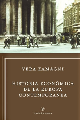 9788498922295: Historia Economica de la Europa Contemporanea