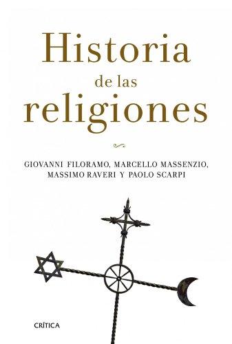 9788498923773: Historia de las religiones