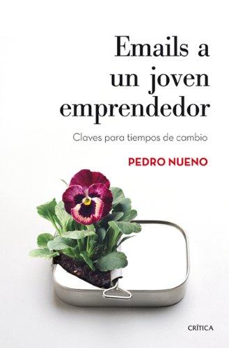 9788498926569: Emails A Un Joven Emprendedor (Letras De Critica)