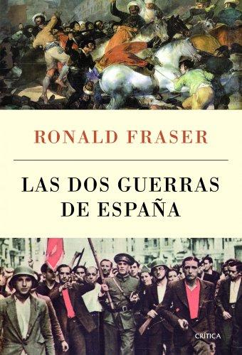 9788498927221: Las dos guerras de España (Serie Mayor)