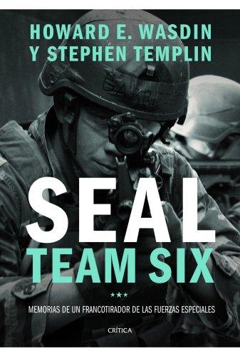 9788498927238: Seal team six: Memorias de un francotirador de las fuerzas especiales (Memoria Crítica)