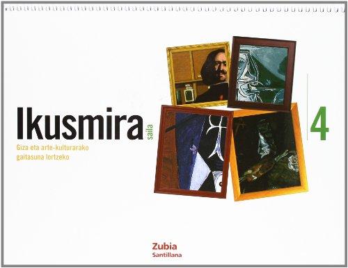 9788498940855: Giza Eta Arte Ikusmira Saila 4 Euskera Zubia - 9788498940855