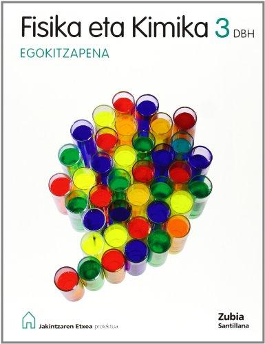 9788498942880: Adaptación Curricular Fisika Eta Kimika + Cd 3Dbh Eusk