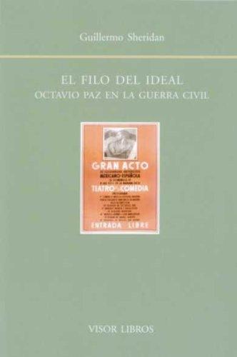 9788498950069: Filo del ideal, el (Biblioteca Filologica Hispana)