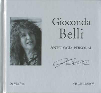 9788498950489: GIOCONDA BELLI ANTOLOGIA PERSONAL + CD