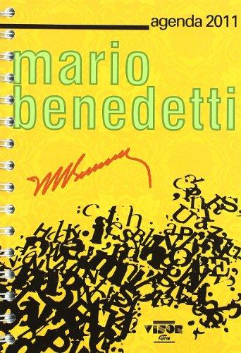 9788498950564: AGENDA MARIO BENEDETTI (2011)