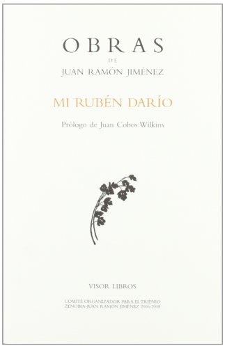 9788498950830: Mi Rubén Darío
