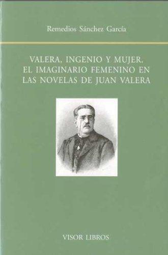 9788498951141: Valera - ingenio y mujer (Biblioteca Filologica Hispana)