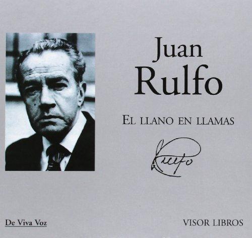 9788498955378: Llano en llamas: Poemas recitados por Juán Rulfo