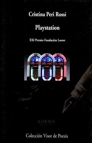 9788498957143: Playstation (Visor de Poesía)