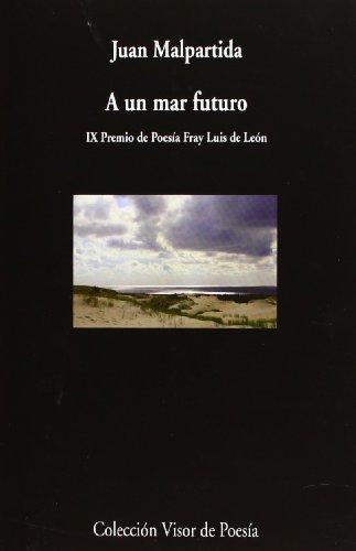 9788498958171: A un mar de futuro (Visor de Poesía)