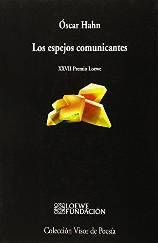 9788498959048: ESPEJOS COMUNICANTES (VISOR)
