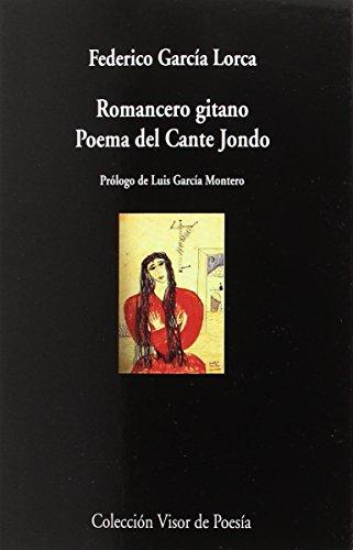 Romancero gitano ; Poema del Cante Jondo: García Lorca, Federico