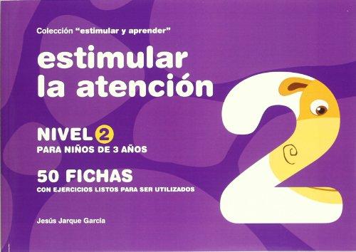 9788498960136: Estimular la atención, nivel 2, 3 años