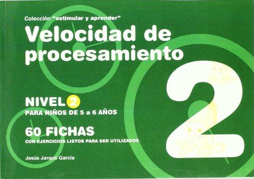 9788498961898: Velocidad de procesamiento, nivel 2