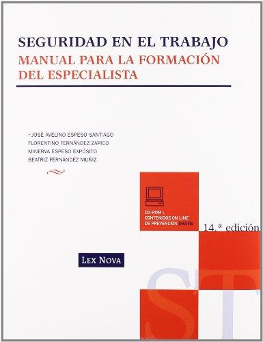9788498981100: Seguridad en el trabajo