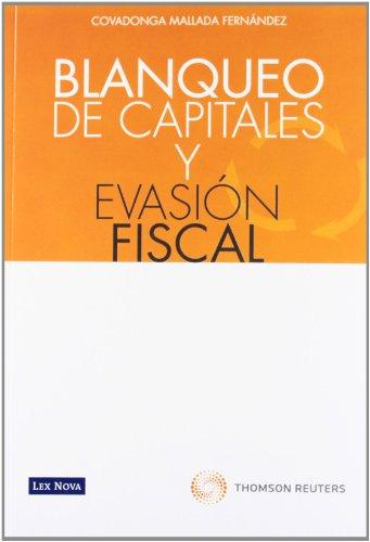 9788498984552: Blanqueo de capitales y evasión fiscal