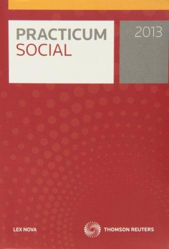 9788498985313: Practicum Social 2013 (Monografía)