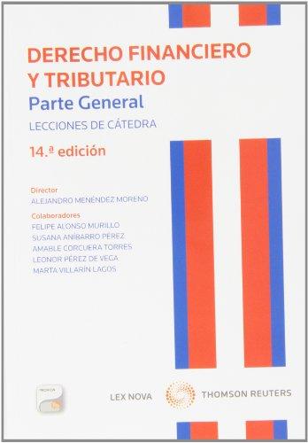 9788498986488: Derecho financiero y tributario. Lecciones de cátedra (DÚO)