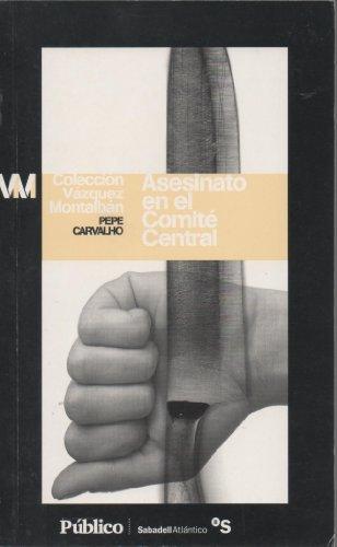 9788498992526: Asesinato en el Comité Central