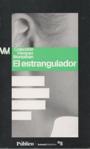 9788498992540: EL ESTRANGULADOR.