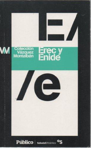 9788498992571: Erec y Enide