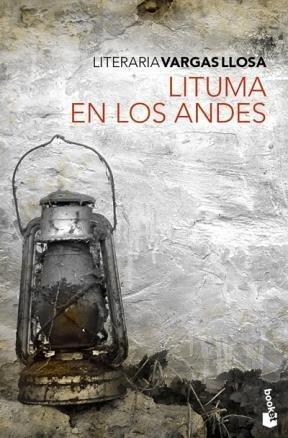 9788498993196: Lituma en los Andes