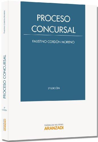 9788499031248: PROCESO CONCURSAL (3ª ED.)