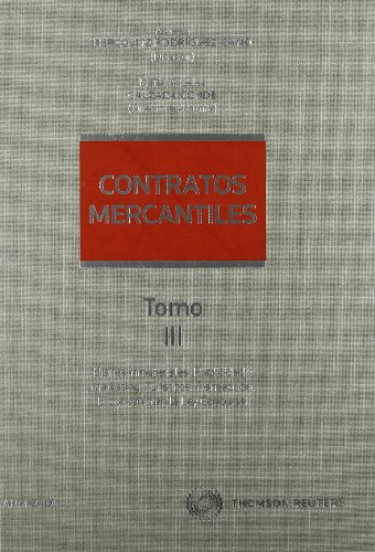 9788499031408: Contratos mercantiles (3 vols+CD)