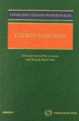 Código bancario (Paperback): José Luis García y Lastres, Jose Ricardo Pardo Gato