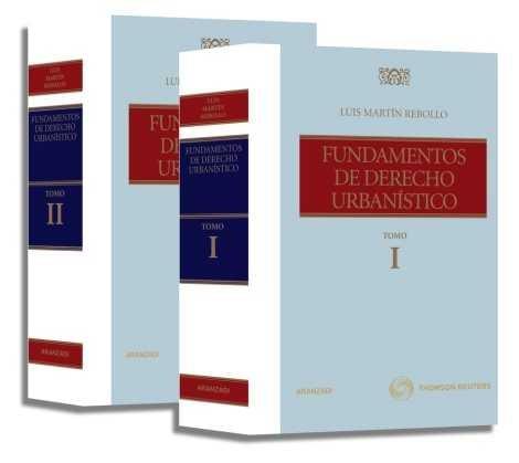 9788499033495: Fundamentos de Derecho Urbanístico ( 2 Tomos ): Incluye CD (Nuevos Clásicos)