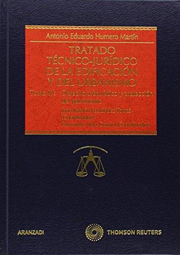 Derecho urbanístico y protección del patrimonio: VV AA