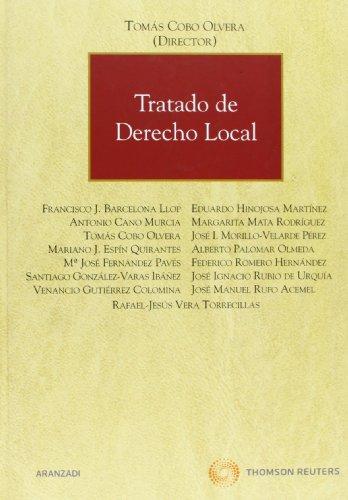 9788499034560: TRATADO DE DERECHO LOCAL