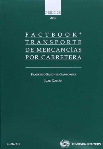 9788499035307: Transporte de mercancías por carretera (Factbook)