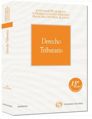 9788499035567: DERECHO TRIBUTARIO (15� ED.2010)