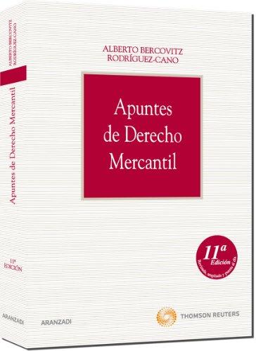 9788499035598: Apuntes de Derecho Mercantil: Derecho Mercantil, Derecho de la Competencia y Propiedad Industrial (Manuales)