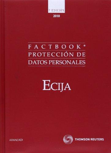 9788499036601: FACTBOOK PROTECCION DATOS PERSONALES 3ª ED