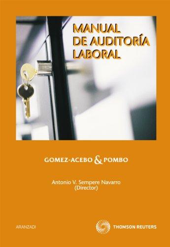 Manual de Auditoría laboral: Sempere Navarro, Antonio V.