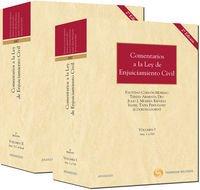 9788499037790: Comentarios a la Ley de Enjuiciamiento Civil (Tomo I)