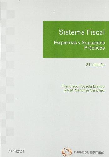 9788499038483: Sistema Fiscal: Esquemas y supuestos prácticos (Manuales)