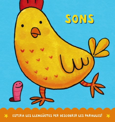 9788499064741: Estira i juga. Sons (Catalá - A Partir De 0 Anys - Projecte De 0 A 3 Anys - Llibres Manipulatius)