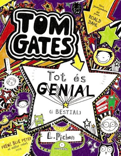 9788499064918: Tom Gates: Tot és genial (i bestial) (Catalá - A PARTIR DE 10 ANYS - PERSONATGES I SÈRIES - Tom Gates)