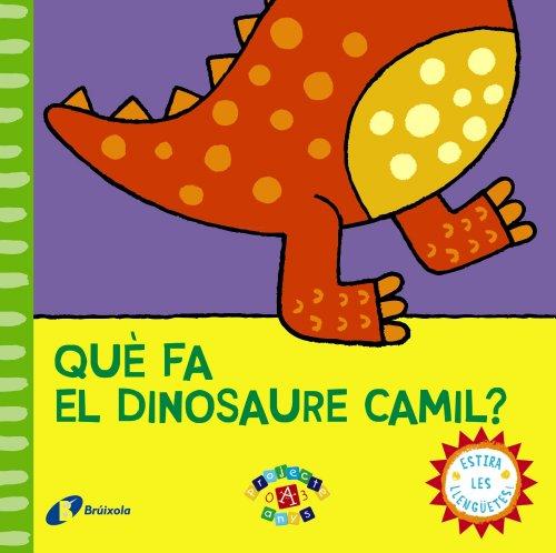 9788499065120: Qu� fa el dinosaure Camil?