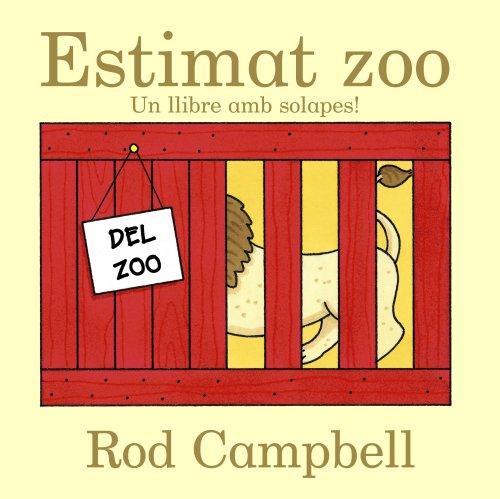 9788499065519: Estimat zoo (Catalá - A Partir De 0 Anys - Manipulatius (Llibres Per Tocar I Jugar), Pop-Ups - Altres Llibres)