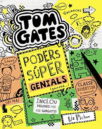 9788499067520: Tom Gates. Poders Súper Genials. Gairebé... (Catalá - A Partir De 10 Anys - Personatges I Sèries - Tom Gates)