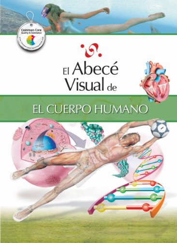 El Abece Visual del Cuerpo Humano = The Illustrated Basics of the Human Body